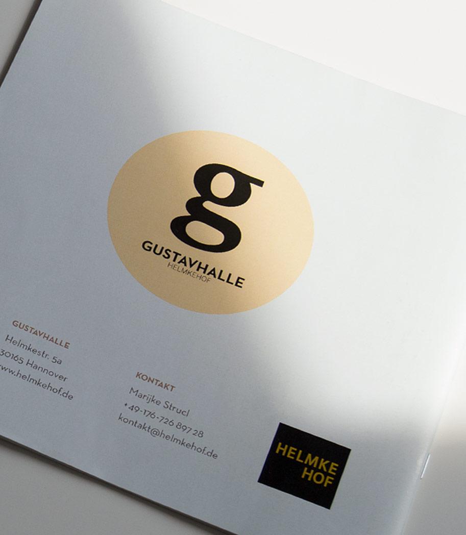 Corporate Design, Branding, Buchgestaltung für den Helmkehof