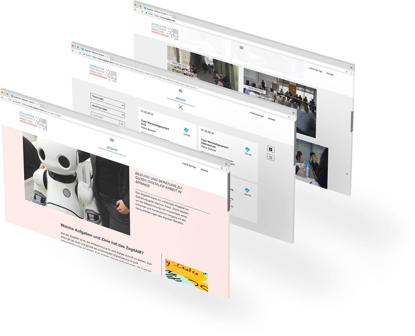 Branding, Corporate Design, Webdesign