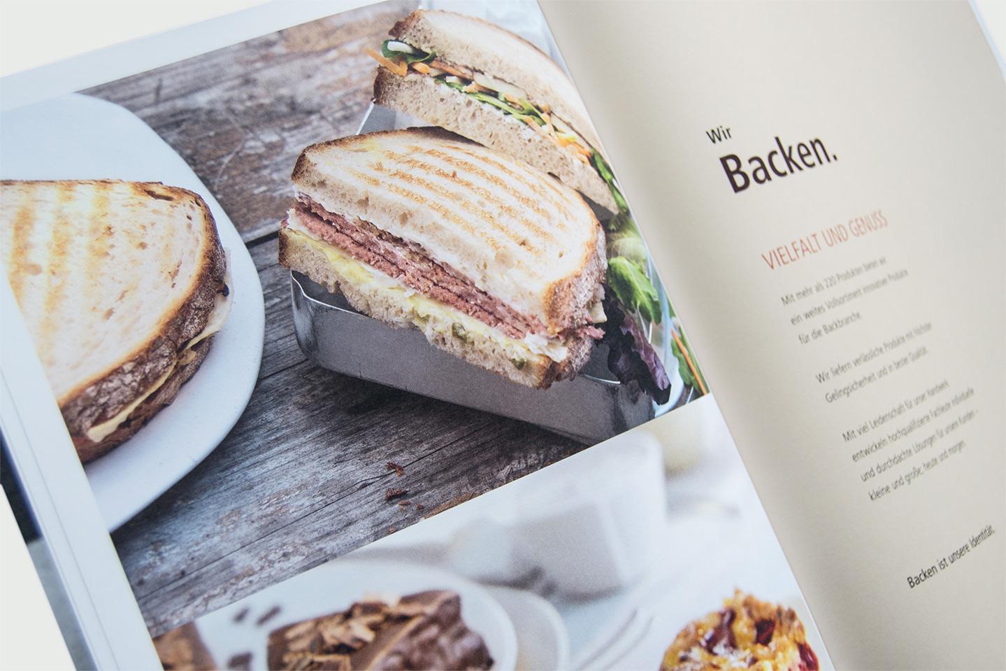 Corporate Design, Branding, Storytelling, B2B, BtoB, Bäcker, Brot, Brotkultur, Backmittel, Lebensmittel, Lebensmittelindustrie