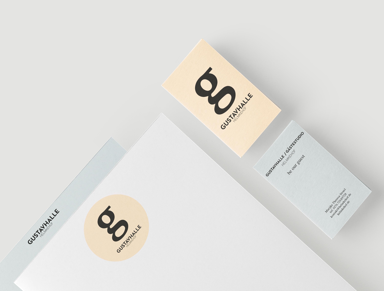 Corporate Design, Gustavhalle, Helmkehof Hannover, Branding, Markendesign