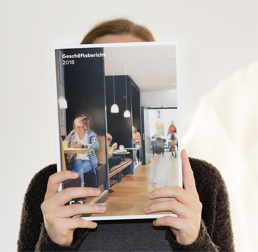 Geschäftsbericht, Finanzbericht, Infografik, Storytelling, Image, Haltung zeigen