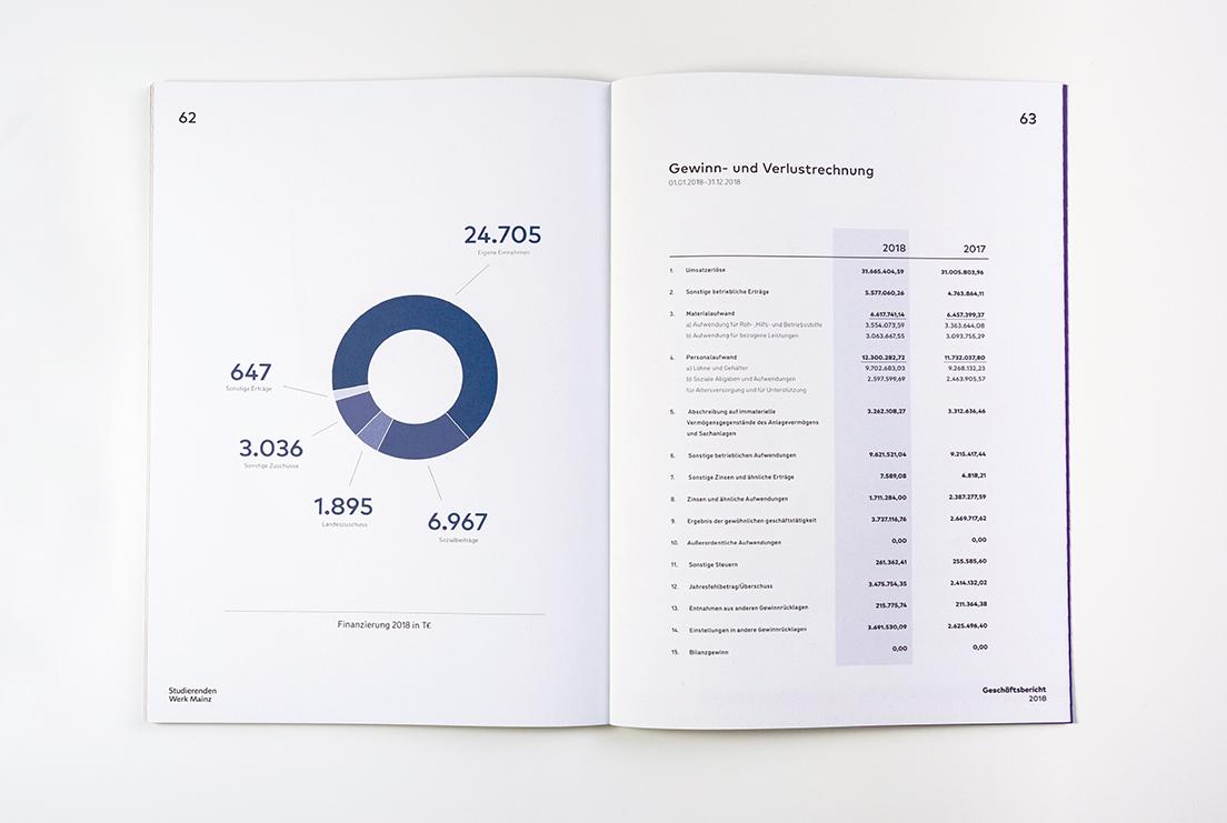 Geschäftsbericht, Finanzbericht