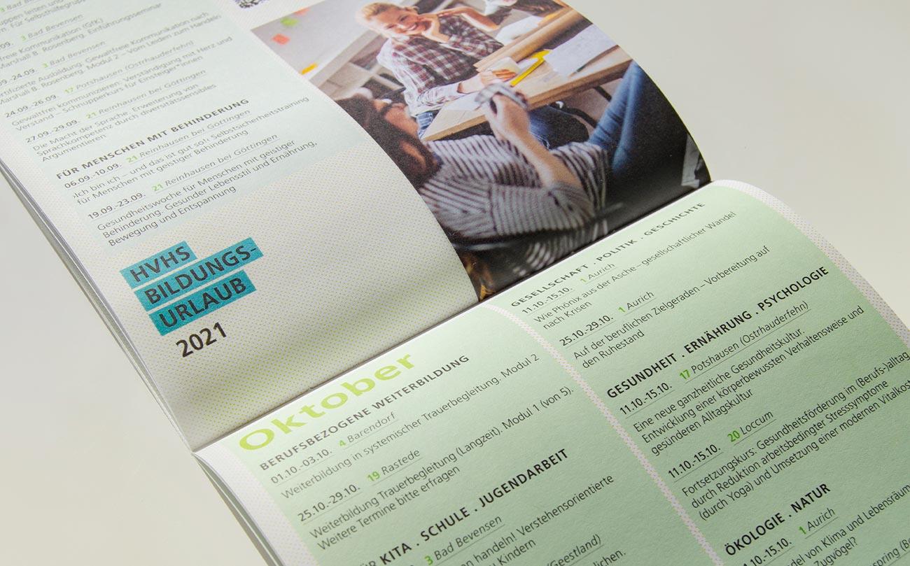 Corporate Design, Branding, HVHS Hannover, Farbwelt, Bildwelt, Markenauftritt